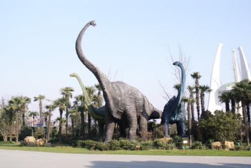 常州恐龙园1